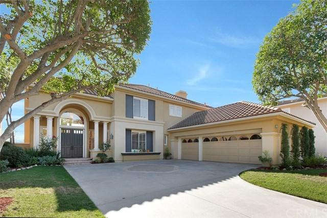 10 Danville Lane, Coto De Caza, CA 92679 (#OC18268974) :: Berkshire Hathaway Home Services California Properties