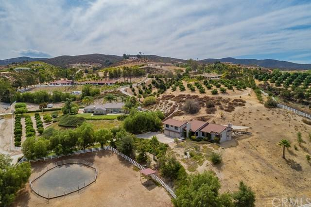 41233 Chaparral Drive, Temecula, CA 92592 (#SW18271721) :: The Ashley Cooper Team