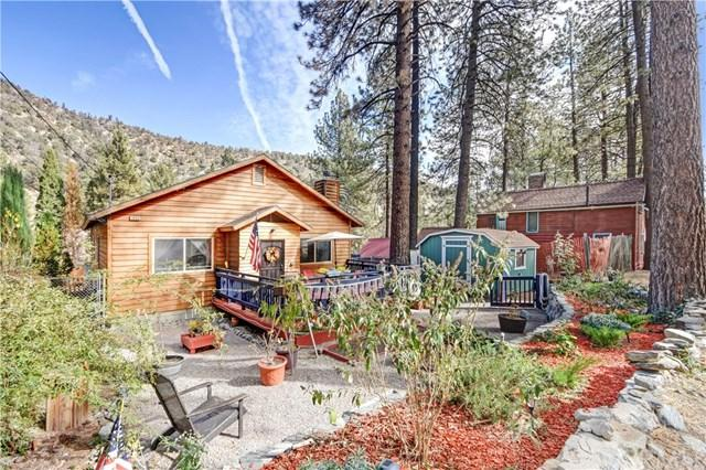 1654 Ross Street, Wrightwood, CA 92397 (#IV18273203) :: Fred Sed Group