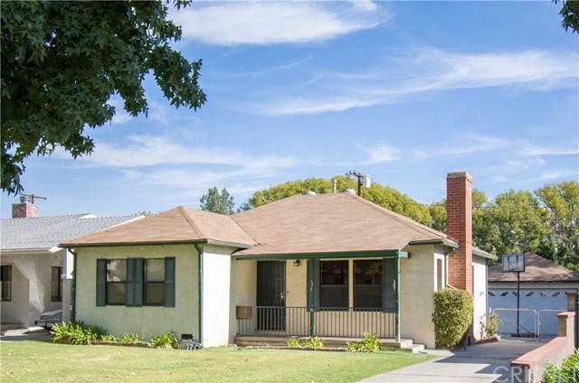 1450 N Evergreen Street, Burbank, CA 91505 (#SR18274613) :: Go Gabby