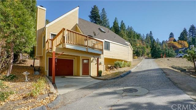 580 Karenken Pines Drive, Lake Arrowhead, CA 92352 (#EV18278040) :: Angelique Koster