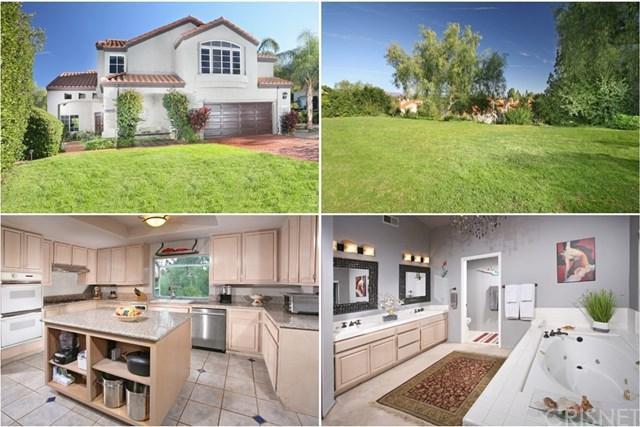 7406 Jason Avenue, West Hills, CA 91307 (#SR18284587) :: Fred Sed Group