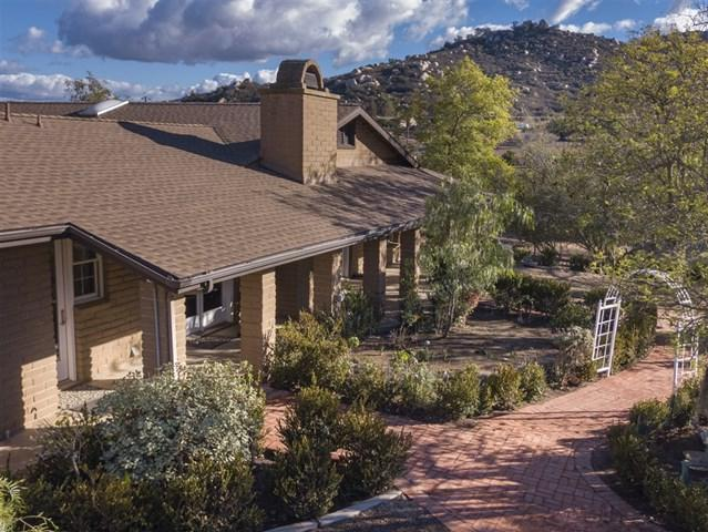 16647 Highland Valley Rd, Ramona, CA 92065 (#180066828) :: Fred Sed Group