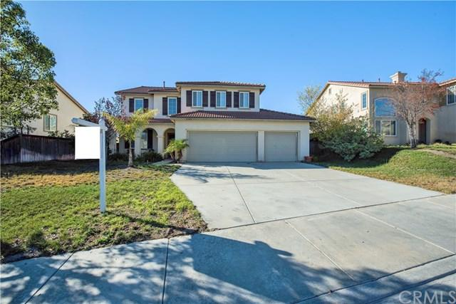 27503 Mangrove Street, Murrieta, CA 92563 (#DW18289795) :: Fred Sed Group