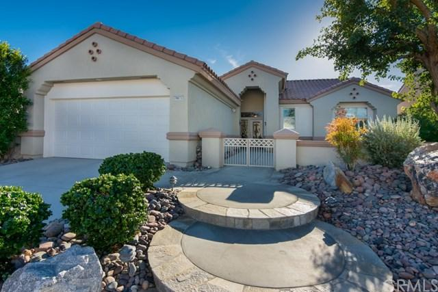 78671 Stansbury Court, Palm Desert, CA 92211 (#PW18296507) :: The Laffins Real Estate Team
