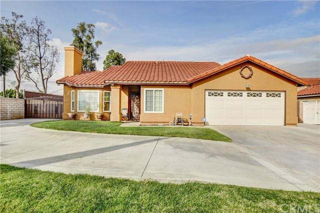 1298 W Woodcrest Street, Bloomington, CA 92316 (#IV19015113) :: The Laffins Real Estate Team