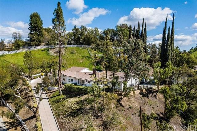 5791 Jed Smith Road, Hidden Hills, CA 91302 (#SR19055171) :: Fred Sed Group
