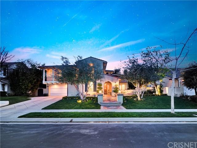 3845 Prado Del Trigo, Calabasas, CA 91302 (#SR19058922) :: RE/MAX Empire Properties