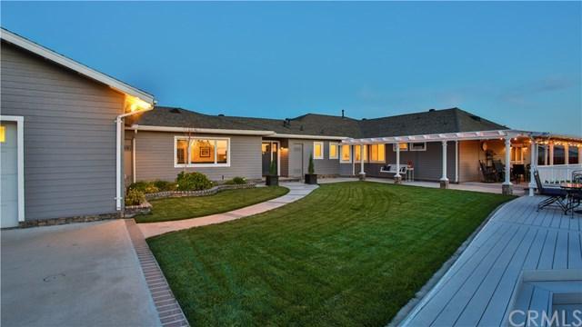 1309 Mayapan Road, La Habra Heights, CA 90631 (#IG19058854) :: Millman Team