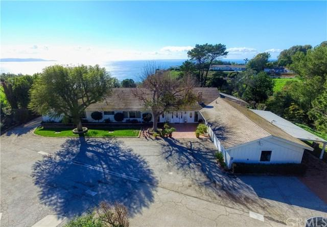 5 E Crest Road E, Rolling Hills, CA 90274 (#PV19059710) :: Millman Team