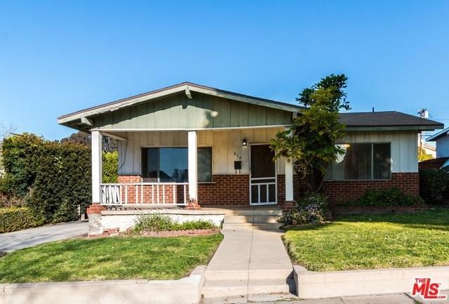 619 E Fairmount Road, Burbank, CA 91501 (#19443388) :: Millman Team