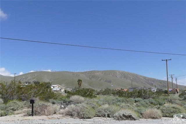 Cottonwood Road, Whitewater, CA 92282 (#219008623DA) :: Sperry Residential Group