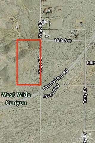 Virgo Rd, Sky Valley, CA 92241 (#219008437DA) :: Z Team OC Real Estate