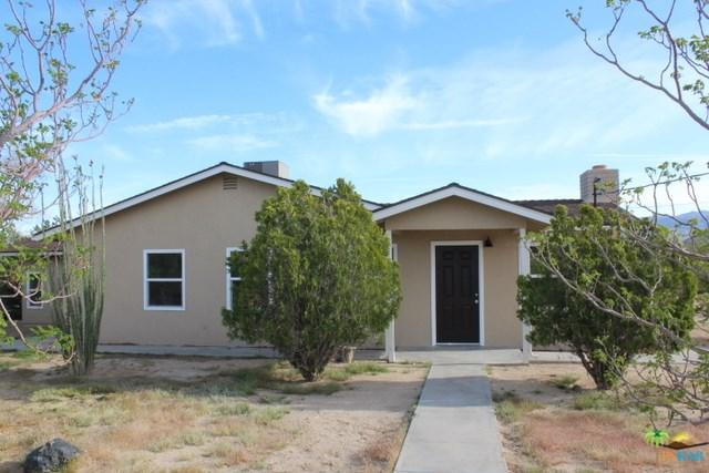 62323 Calle Los Amigos, Joshua Tree, CA 92252 (#19452024PS) :: RE/MAX Masters