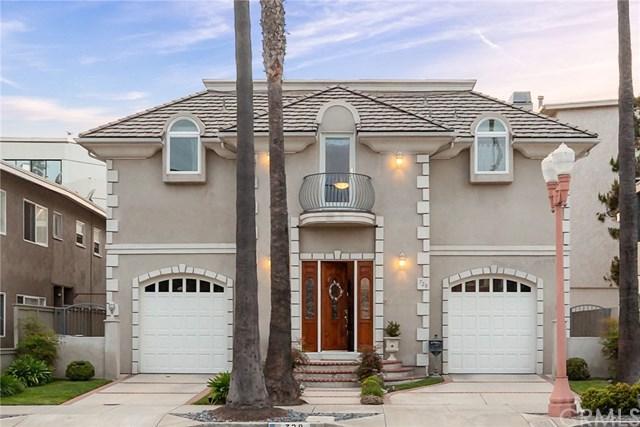 729 S Catalina Avenue, Redondo Beach, CA 90277 (#SB19081110) :: Go Gabby