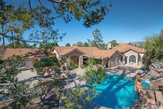 10046 La Canada Way, Shadow Hills, CA 91040 (#BB19089673) :: The Brad Korb Real Estate Group