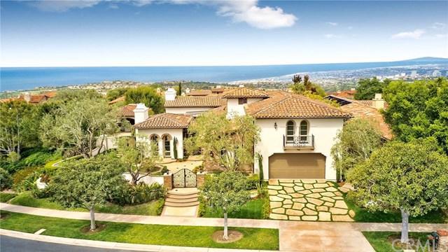 47 Ocean Heights Drive, Newport Coast, CA 92657 (#OC19092662) :: Fred Sed Group