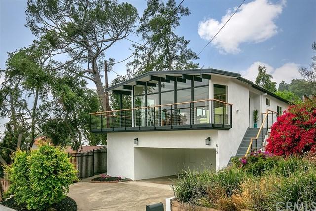 515 Alta Vista Drive, Sierra Madre, CA 91024 (#PW19105444) :: Mainstreet Realtors®