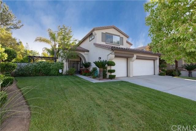23397 Mount Ashland Court, Murrieta, CA 92562 (#SW19094685) :: California Realty Experts