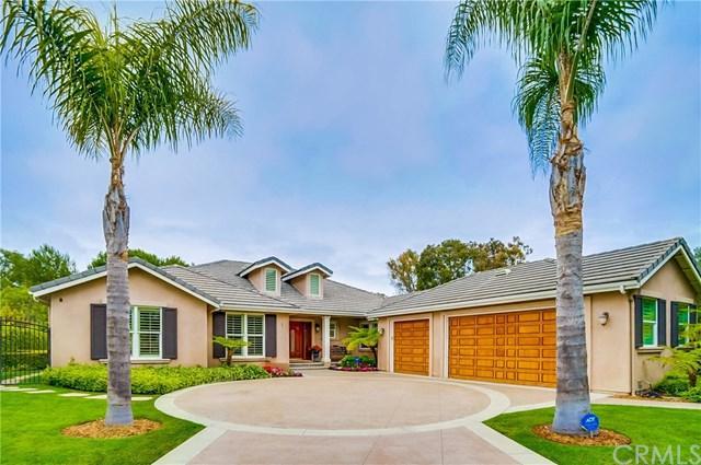 1 Hillcrest Manor, Rolling Hills Estates, CA 90274 (#SB19101049) :: Fred Sed Group