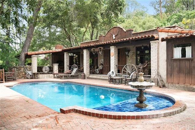 640 Wonder View Drive, Calabasas, CA 91302 (#SR19110720) :: Mainstreet Realtors®