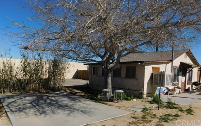 6425 Park Boulevard, Joshua Tree, CA 92252 (#JT19125335) :: Berkshire Hathaway Home Services California Properties
