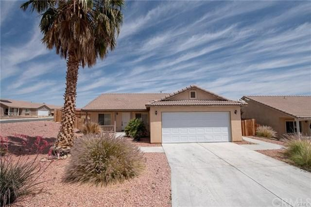 71508 Sunflower Drive, 29 Palms, CA 92277 (#JT19134068) :: Team Tami