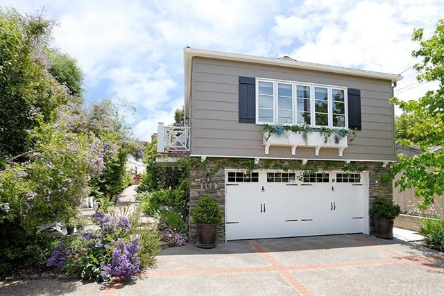 465 Graceland Drive, Laguna Beach, CA 92651 (#LG19135951) :: Rogers Realty Group/Berkshire Hathaway HomeServices California Properties
