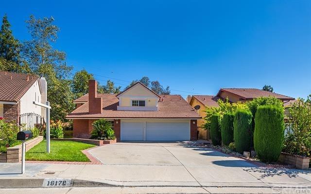 16178 Elza Drive, Hacienda Heights, CA 91745 (#AR19139104) :: RE/MAX Masters