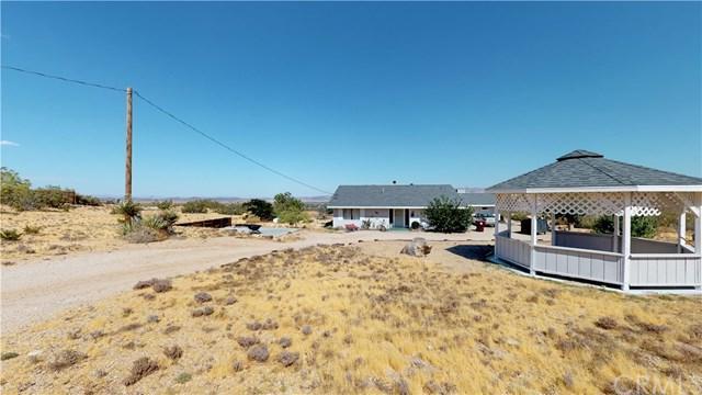 61391 El Coyote Avenue, Joshua Tree, CA 92252 (#JT19141656) :: Steele Canyon Realty