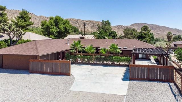 7535 Pinon, Yucca Valley, CA 92284 (#JT19141738) :: RE/MAX Masters