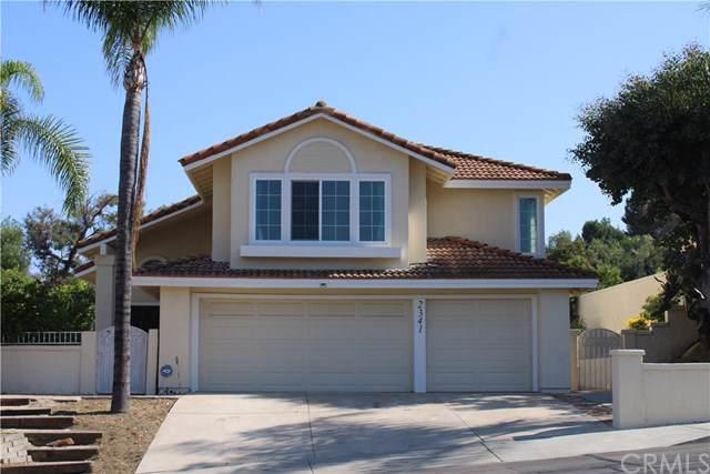 2341 Madrugada Drive, Chino Hills, CA 91709 (#TR19148070) :: Allison James Estates and Homes