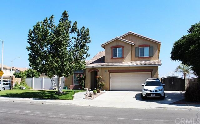 1865 Caseros Drive, San Jacinto, CA 92582 (#IV19149108) :: Allison James Estates and Homes