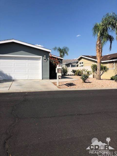 15300 Palm Drive #169, Desert Hot Springs, CA 92240 (#219018957DA) :: J1 Realty Group