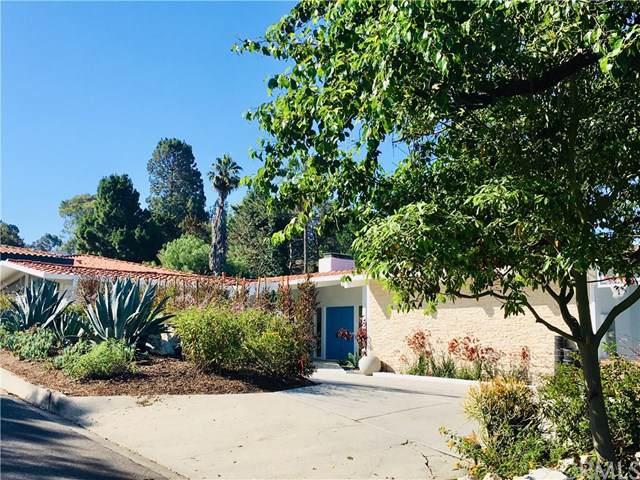 1305 Via Gabriel, Palos Verdes Estates, CA 90274 (#SB19163993) :: The Miller Group
