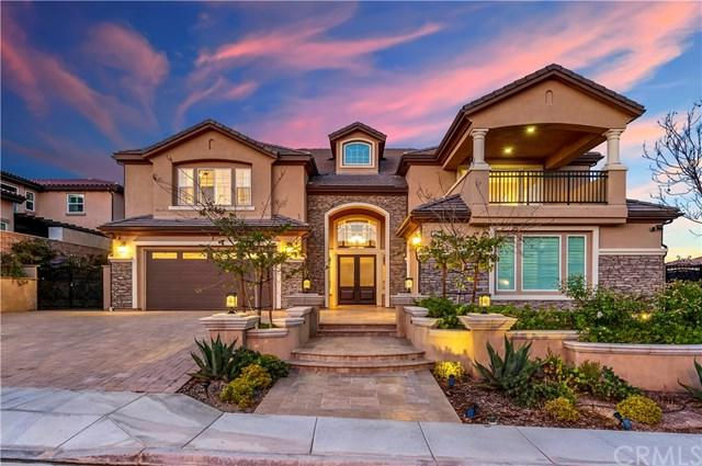 4420 Pepperdine Place, Yorba Linda, CA 92886 (#PW19156184) :: Fred Sed Group