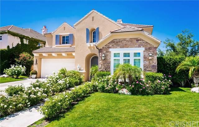 26155 Lone Rock Court, Valencia, CA 91381 (#SR19165980) :: Z Team OC Real Estate