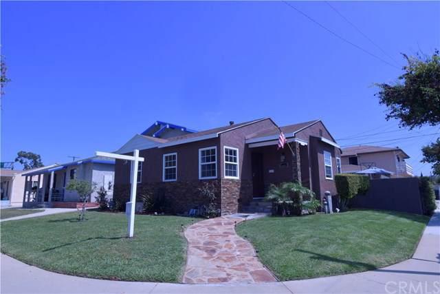 16602 Freeman Avenue, Lawndale, CA 90260 (#IN19166673) :: The Parsons Team