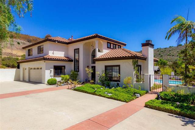 12625 Gate Dr, Poway, CA 92064 (#190039517) :: Abola Real Estate Group