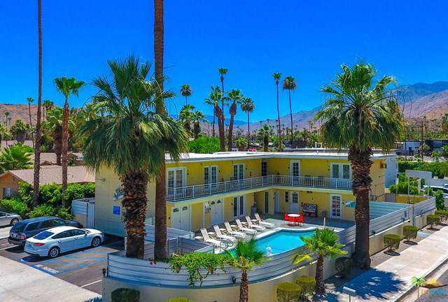 1610-10 S Via Entrada, Palm Springs, CA 92264 (#19491838PS) :: eXp Realty of California Inc.