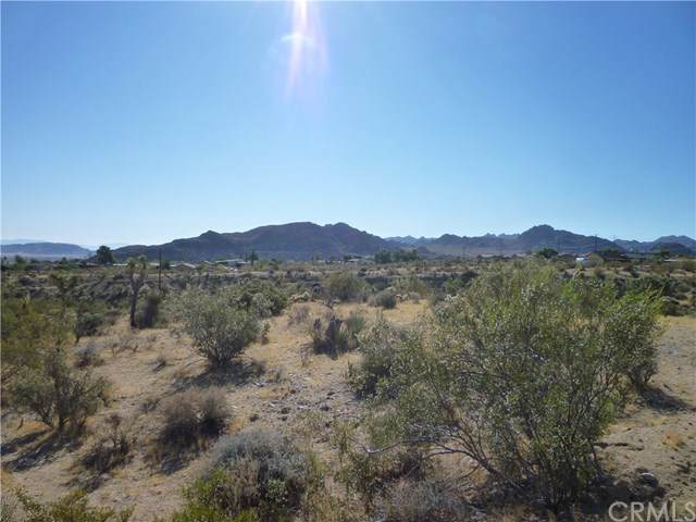 0 Sunnyhill, Joshua Tree, CA 92252 (#JT19190940) :: Allison James Estates and Homes