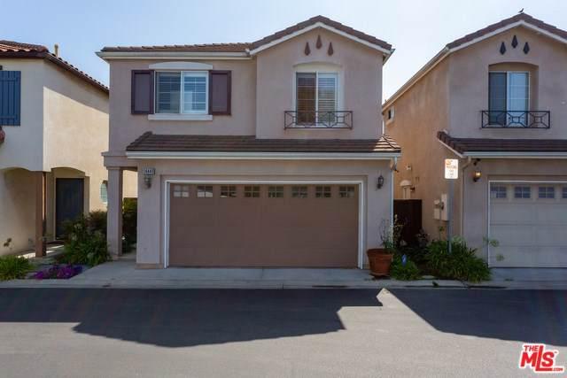 14448 Cottage Lane, Hawthorne, CA 90250 (#19499614) :: Millman Team