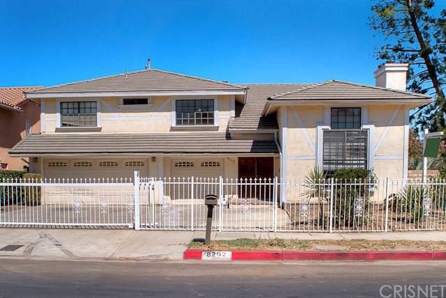 8202 Oakdale Avenue, Winnetka, CA 91306 (#SR19187783) :: Fred Sed Group