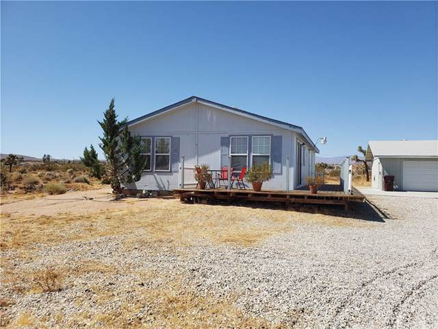 60045 Aberdeen, Joshua Tree, CA 92252 (#JT19202588) :: The Laffins Real Estate Team