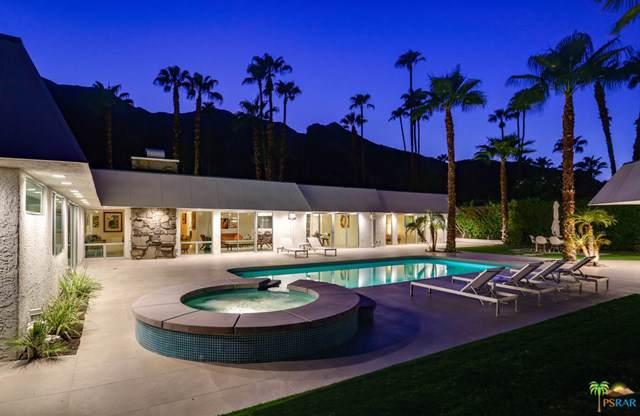 670 N Rose Avenue, Palm Springs, CA 92262 (#19501490PS) :: J1 Realty Group