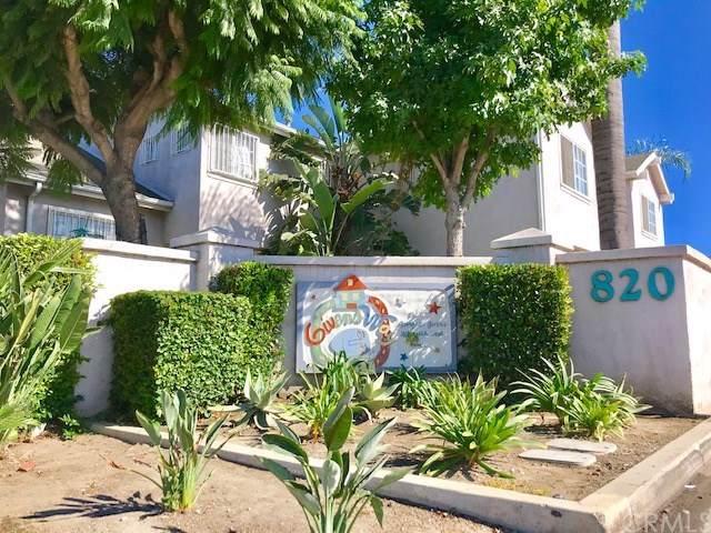 820 Compton Boulevard W #33, Compton, CA 90220 (#MB19207919) :: Allison James Estates and Homes