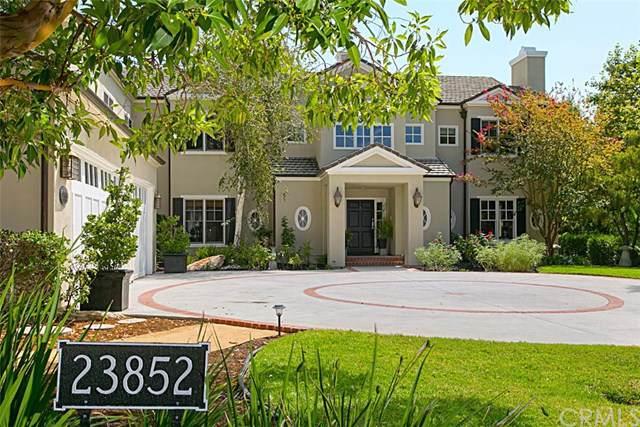 23852 Via Roble, Coto De Caza, CA 92679 (#OC19210386) :: Allison James Estates and Homes