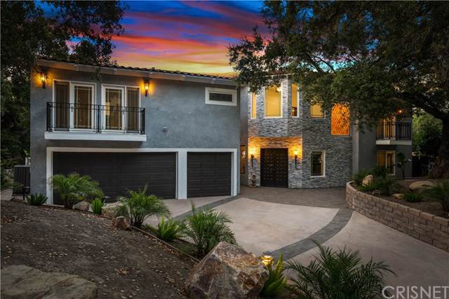 201 Bell Canyon Road, Bell Canyon, CA 91307 (#SR19211148) :: Brandon Hobbs Group