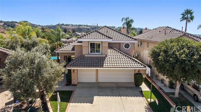 16 Deerfield Place, Trabuco Canyon, CA 92679 (#PW19213620) :: J1 Realty Group