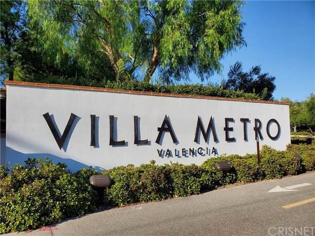 21729 Bene Drive #80, Saugus, CA 91350 (#SR19220075) :: RE/MAX Estate Properties